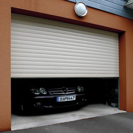 Porte de garage à...