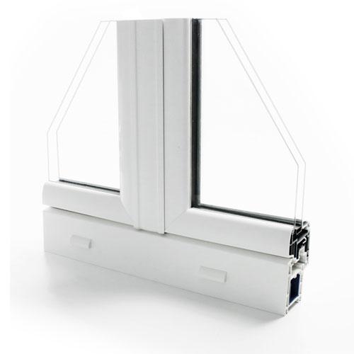fenetre pvc gamme technic+ - design extérieur