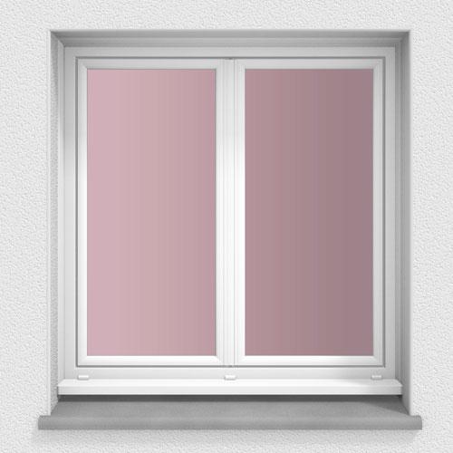 fenetre pvc gamme technic+ - Fenêtre 2 vantaux - extérieur
