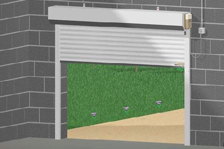 reussir-sa-pose-de-porte-de-garage-a-enroulement-plafond
