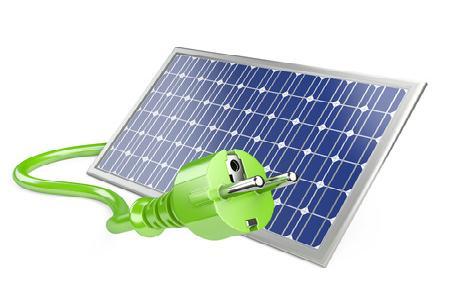 Volet roulant électrique solaire